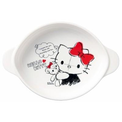 ポリプロピレンお子様食器「ハローキティ」 小皿 CB-34    [7-2332-0901 6-2212-0201  ]