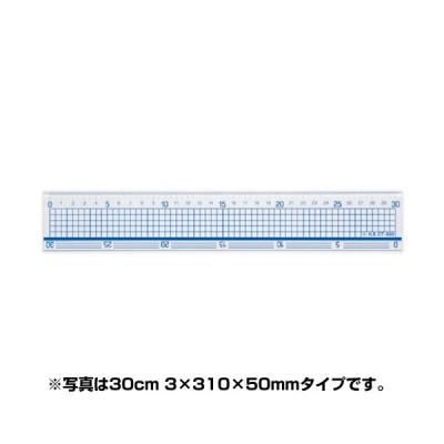 カッティングスケール 40cm 3×410×50mm CT-040