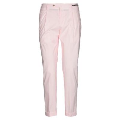 ピーティーゼロウーノ PT01 パンツ ピンク 52 コットン 98% / ポリウレタン 2% パンツ