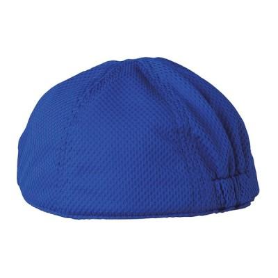 帽子・防寒・エプロン ロゴス 汗取り帽子 フリー ブルー