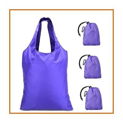 送料無料 LoDrid 再利用可能なショッピングバッグ 軽量 ポータブル 食料品トートバッグ 日常使用やアウ