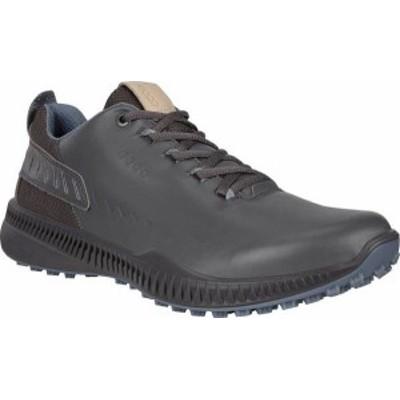 エコー メンズ スニーカー シューズ Men's ECCO S-Drive Hybrid Golf Shoe Magnet Yak Leather
