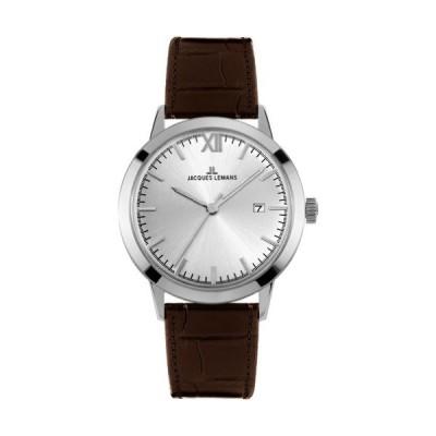 Jacques Lemans Men's Nostalgie Watch 並行輸入品