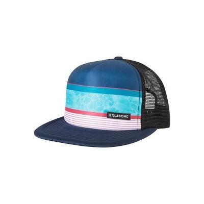 ビラボン 帽子 ハット ビーニー ニット帽 Billabong - Billabong Hat - Spinner - ネイビー ワンサイズ