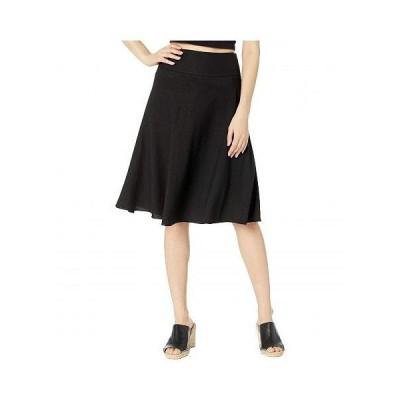 NIC+ZOE ニックアンドゾー レディース 女性用 ファッション スカート Summer Fling Skirt - Black Onyx