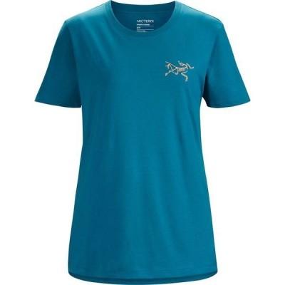 アークテリクス レディース Tシャツ トップス Bird Emblem T-Shirt