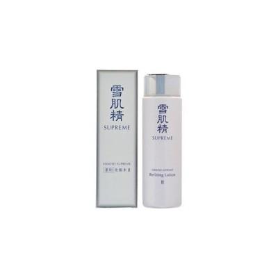 コーセー KOSE 雪肌精シュープレム 化粧水 II 230mL 医薬部外品 (化粧水)