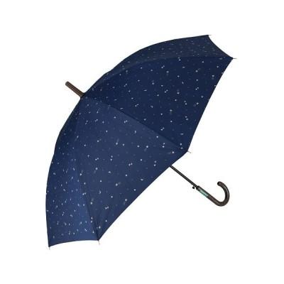 (BACKYARD/バックヤード)amusant sous la pluie 60cm 耐風長傘 10mm/レディース ネイビー系5