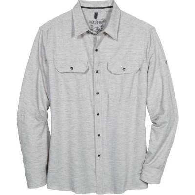 キュール シャツ メンズ トップス Shiftr Shirt - Long-Sleeve - Men's Granite
