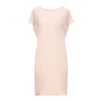 ゴータ GOTHA ミニワンピース&ドレス ライトピンク 2 レーヨン 96% / ポリウレタン 4% ミニワンピース&ドレス