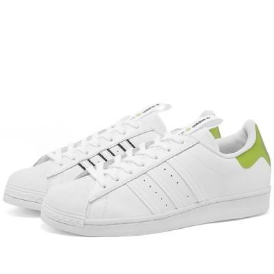 アディダス Adidas メンズ スニーカー シューズ・靴 Superstar 'LA' White