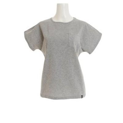 ウィッテム(HUITIEME)Tシャツ レディース 半袖 NOSPOT クルーネック HU19S03FQ864960GRY オンライン価格