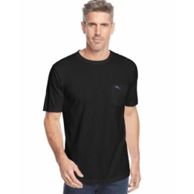 トッミーバハマ メンズ Tシャツ トップス Men's Bali Sky T-Shirt Black