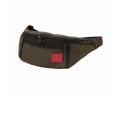 Manhattan Portage マンハッタンポーテージ CORDURA Waxed Nylon Fabric Collection Alleycat Waist Bag MP1101WXN