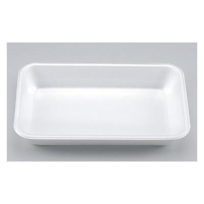 【50枚】V-64N 無地 シーピー化成 PSP 発泡 食品 トレー 包装容器 食品トレイ 50枚入