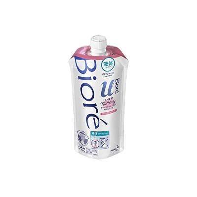 花王 ビオレu ザ ボディ液体ブリリアントブーケの香り 詰替え用 340ml