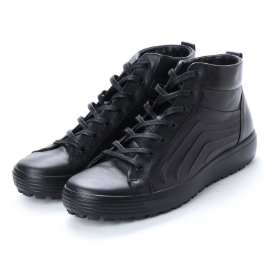 エコー ECCO Mens Soft 7 TRED M (BLACK)