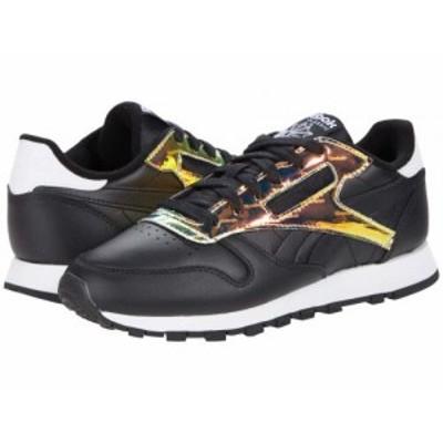 Reebok Lifestyle リーボック レディース 女性用 シューズ 靴 スニーカー 運動靴 Classic Leather Black/White/Black【送料無料】