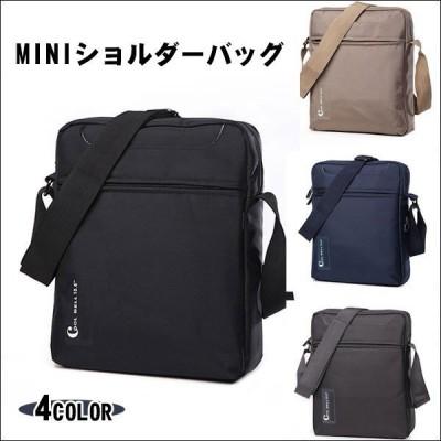 ショルダーバッグ メンズ レディース MINI 多機能 メッセンジャーバッグ 斜め掛け クロスバッグ 通学 通勤 旅行 アウトドア バッグ 出張 大人 ビジネス