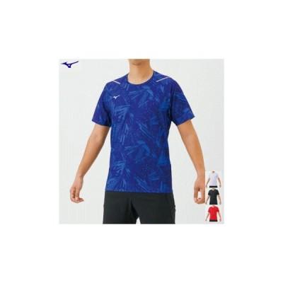 MIZUNO ミズノ トレーニングウェア Tシャツ 半袖シャツ ドライエアロフローTシャツ メンズ 男性用 32MA0520 1枚までメール便OK