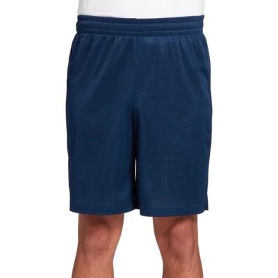 DSG メンズ ラクロス ショートパンツ ボトムス・パンツ Pocketless Shorts University Navy