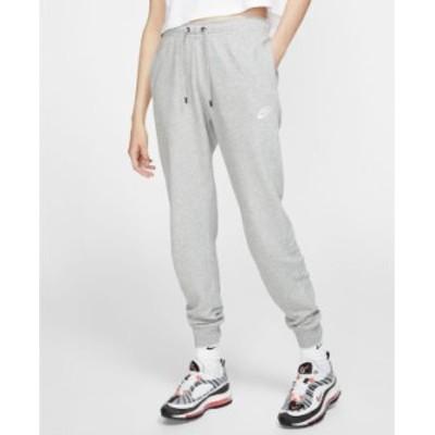 ナイキ レディース カジュアルパンツ ボトムス Women's Sportswear Essential Fleece Joggers Dk Grey Heather/white