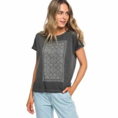 roxy ロキシー ファッション 女性用ウェア Tシャツ roxy summertime-happiness