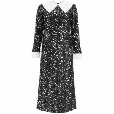 IN THE MOOD FOR LOVE/イン ザ モード フォー ラブ ワンピース SILVER In the mood for love sequined midi dress レディース 秋冬2020 G