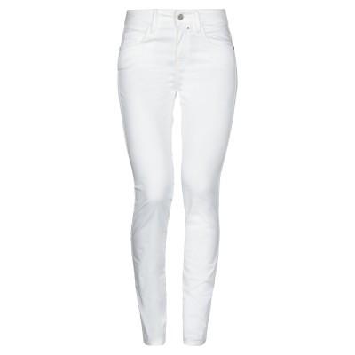 カオス KAOS パンツ ホワイト 26 コットン 98% / ポリウレタン 2% パンツ