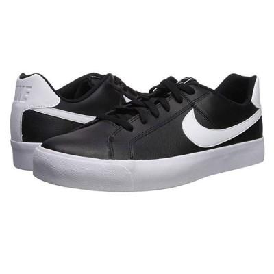 ナイキ Court Royale AC メンズ スニーカー 靴 シューズ Black/White