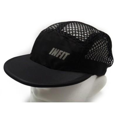 インフィット INFIT 軽量ランニングキャップ ユニセックス メンズ レディース オールシーズン メッシュ スポーツキャップ 帽子 軽量 折りたためる リフレクター