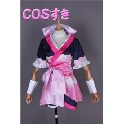 ラブライブ!サンシャイン!! MY舞☆TONIGHT 和服 着物 桜内 梨子 さくらうち りこ  風 コスプレ衣装 コスチューム 変装