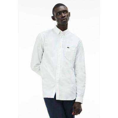 ラコステ シャツ メンズ トップス CH4976-00 - Shirt - blanc