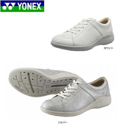 【送料無料】YONEX ヨネックス ウォーキングシューズ パワークッション レディス SHW-LC87