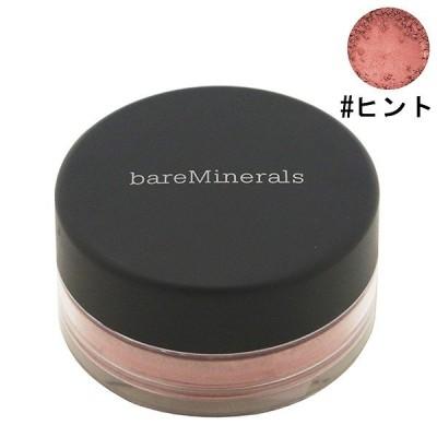 BAREMINERALS ベアミネラル チークカラー #ヒント 0.85g 化粧品 コスメ BAREMINERALS BLUSH HINT