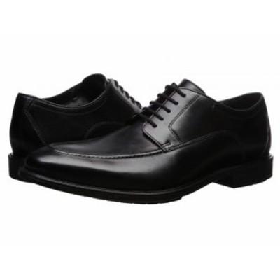 Bostonian ボストニアン メンズ 男性用 シューズ 靴 オックスフォード 紳士靴 通勤靴 Hampshire Lace Black Leather【送料無料】