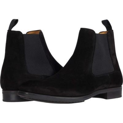 マグナーニ Magnanni メンズ シューズ・靴 Riley Black Suede