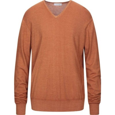 クルチアーニ CRUCIANI メンズ ニット・セーター トップス sweater Rust