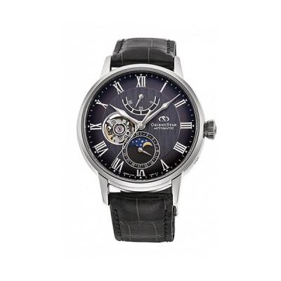 EPSON エプソン ORIENT STAR オリエントスター メカニカルムーンフェイズ RK-AY0104N メンズ 腕時計 国内正規品 送料無料
