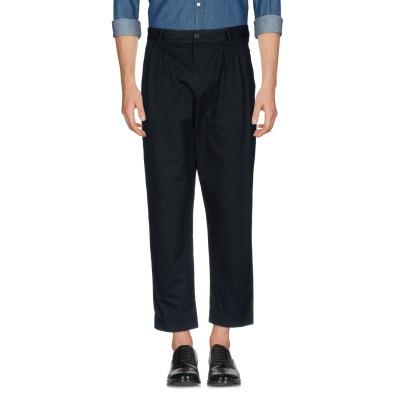SUIT パンツ ブラック M コットン 100% パンツ