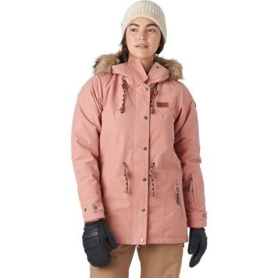 ピクチャー オーガニック Picture Organic レディース ジャケット アウター katniss jacket Misty pink