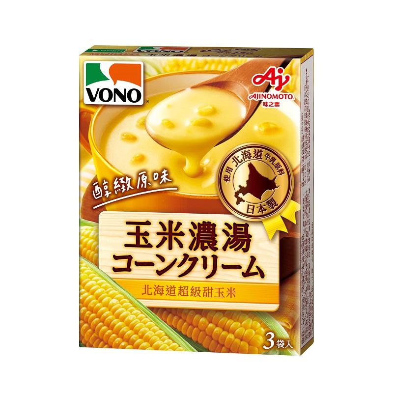 VONO醇緻原味-玉米濃湯57.6g
