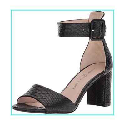Chinese Laundry Women's Rumor Heeled Sandal, Black Snake, 8.5 M US【並行輸入品】