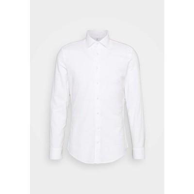 メンズ ファッション LIGHT KENT - Formal shirt - weiB