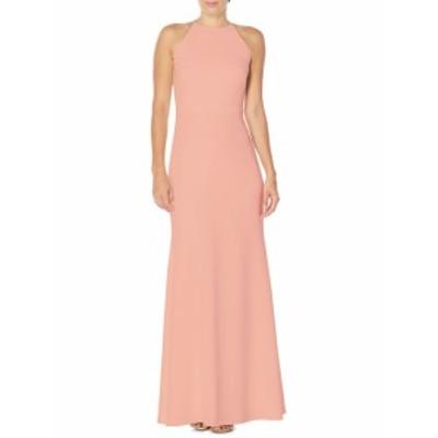 ランドリーバイシェルシーガル レディース ワンピース Ruffle Back Floor-Length Gown