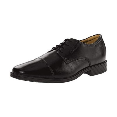 クラークス-Clarks-ティルデンキャップ-26110309-Leather