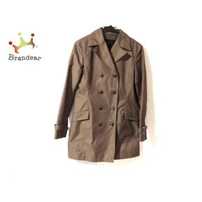 ルーニィ LOUNIE コート サイズ36 S レディース 美品 ブラウン 春・秋物   スペシャル特価 20210124