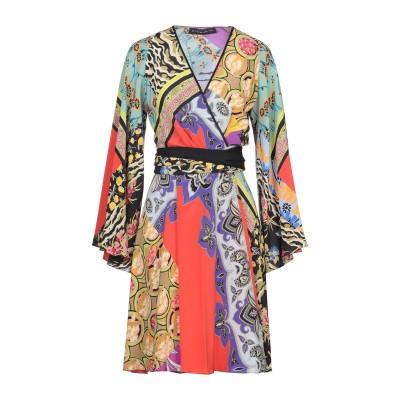 エトロ ETRO ミニワンピース&ドレス スカイブルー 40 シルク 100% / レーヨン / コットン ミニワンピース&ドレス