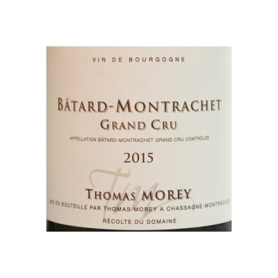 バタール モンラッシェ 2015 トマ モレ 白ワイン ※正規品