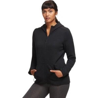 アンダーアーマー レディース Tシャツ トップス Wintersweet 2.0 Full-Zip Fleece Hoodie Black/Black/Charcoal